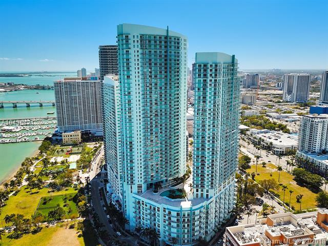 1900 N Bayshore Dr #4012, Miami, FL 33132 (MLS #A10436421) :: The Erice Group