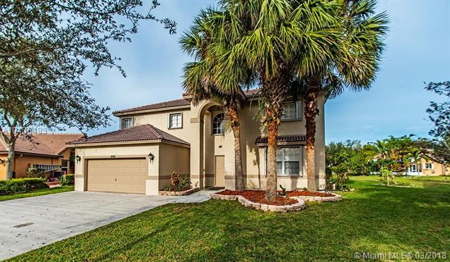 4743 NW 75th Pl, Coconut Creek, FL 33073 (MLS #A10436483) :: Melissa Miller Group