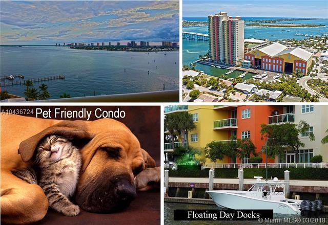 2650 Lake Shore Dr #1103, Riviera Beach, FL 33404 (MLS #A10436724) :: Stanley Rosen Group