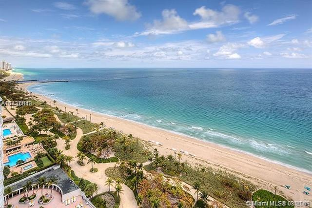 10101 Collins Ave 20F, Bal Harbour, FL 33154 (MLS #A10436913) :: Live Work Play Miami Group