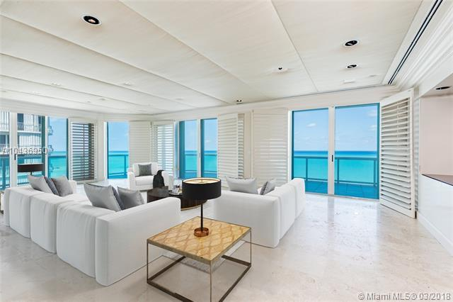10101 Collins Ave 16E, Bal Harbour, FL 33154 (MLS #A10436950) :: Live Work Play Miami Group