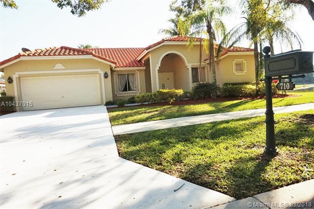710 Bayside Ln, Weston, FL 33326 (MLS #A10437015) :: Melissa Miller Group