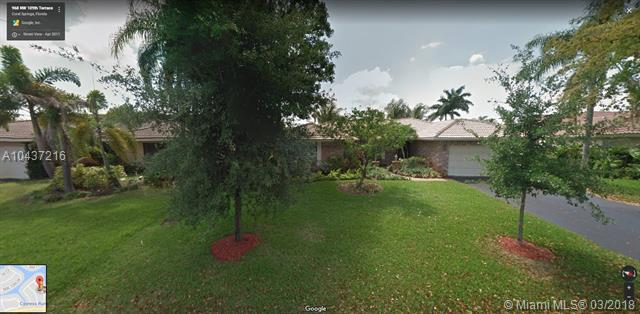 968 NW 109th Ter, Coral Springs, FL 33071 (MLS #A10437216) :: Melissa Miller Group