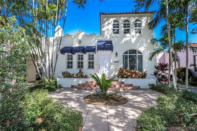 821 Milan Ave, Coral Gables, FL 33134 (MLS #A10437464) :: Castelli Real Estate Services