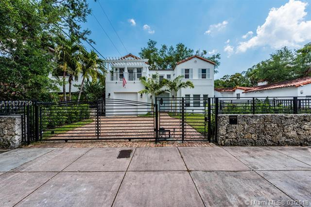 6921 Maynada St, Coral Gables, FL 33146 (MLS #A10437799) :: The Jack Coden Group