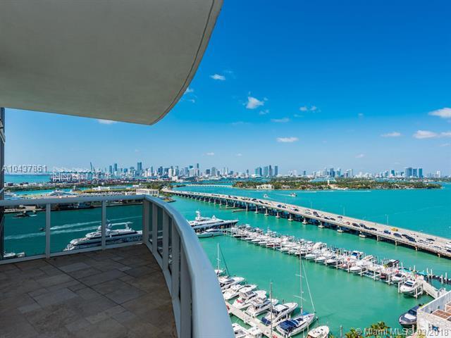 400 Alton Rd #1602, Miami Beach, FL 33139 (MLS #A10437861) :: The Jack Coden Group