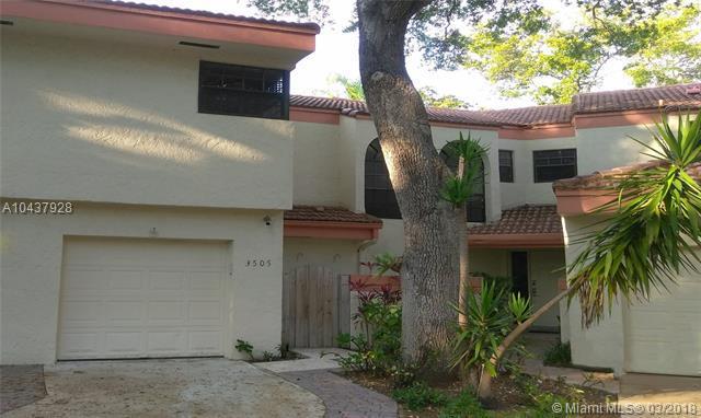 3505 Green Leaf Cir, Hollywood, FL 33021 (MLS #A10437928) :: Stanley Rosen Group