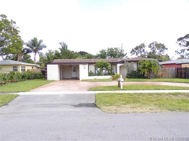 1025 Carolina Ave, Fort Lauderdale, FL 33312 (MLS #A10438072) :: Hergenrother Realty Group Miami