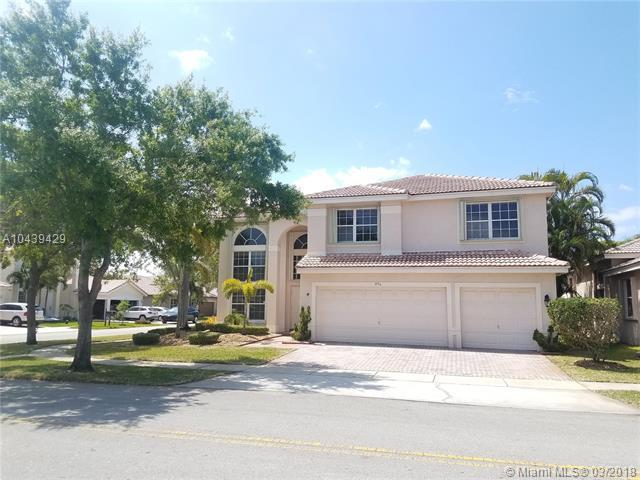 3576 SW 173rd Way, Miramar, FL 33029 (MLS #A10439429) :: RE/MAX Presidential Real Estate Group