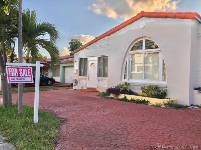 9156 Harding Ave, Surfside, FL 33154 (MLS #A10439459) :: Live Work Play Miami Group