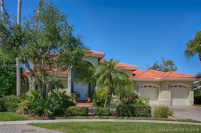 12980 Coronado Dr, North Miami, FL 33181 (MLS #A10439978) :: Live Work Play Miami Group