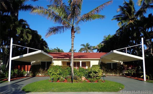 7441 Center Bay Dr, North Bay Village, FL 33141 (MLS #A10440151) :: Green Realty Properties