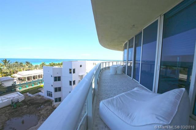 100 S Pointe Drive #606, Miami Beach, FL 33139 (MLS #A10440206) :: The Jack Coden Group