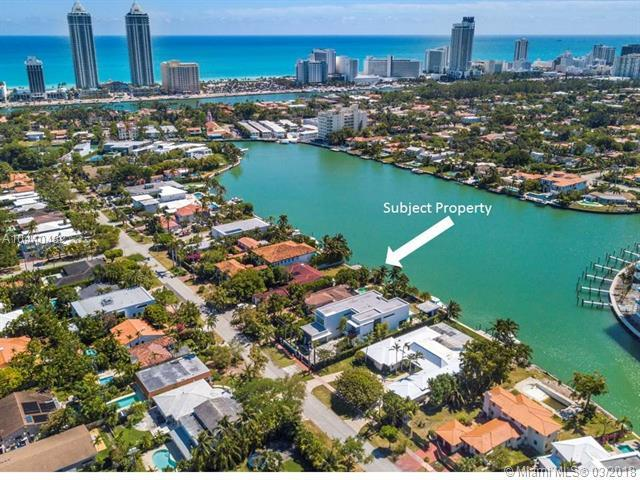 744 Lakeview Dr, Miami Beach, FL 33140 (MLS #A10440482) :: Live Work Play Miami Group