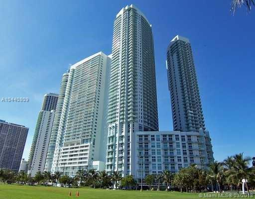 1900 N Bayshore Dr #602, Miami, FL 33132 (MLS #A10440809) :: Live Work Play Miami Group