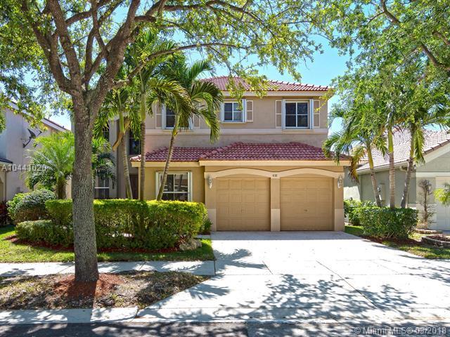 4138 Laurel Ridge Cir, Weston, FL 33331 (MLS #A10441020) :: Green Realty Properties