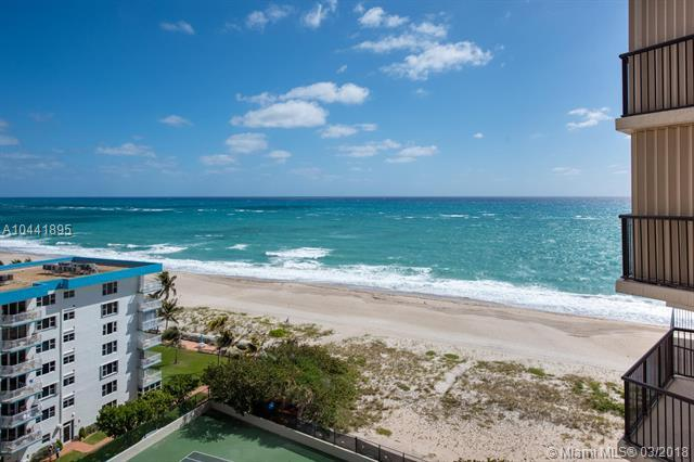 1800 S Ocean Blvd #1103, Lauderdale By The Sea, FL 33062 (MLS #A10441895) :: Stanley Rosen Group