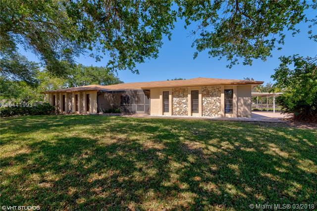 16731 SW 49th St, Southwest Ranches, FL 33331 (MLS #A10441993) :: The Teri Arbogast Team at Keller Williams Partners SW
