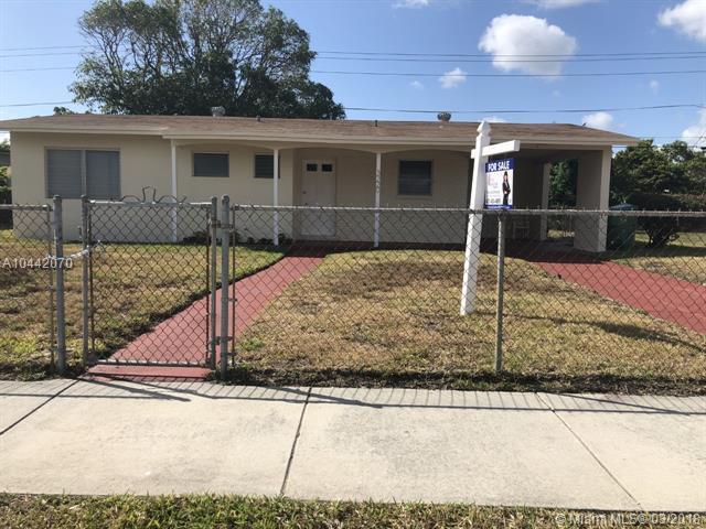 3220 NW 5th St, Lauderhill, FL 33311 (MLS #A10442070) :: Stanley Rosen Group