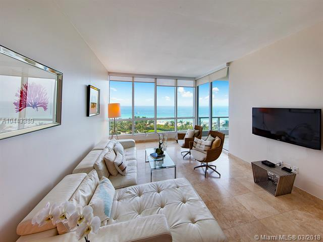 100 S Pointe Dr #907, Miami Beach, FL 33139 (MLS #A10443389) :: The Teri Arbogast Team at Keller Williams Partners SW
