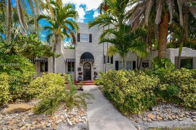 800 Poinciana Drive, Fort Lauderdale, FL 33301 (MLS #A10443498) :: The Teri Arbogast Team at Keller Williams Partners SW