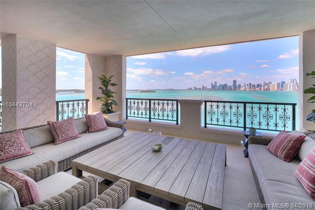 5383 Fisher Island Dr #5383, Fisher Island, FL 33109 (MLS #A10443704) :: Hergenrother Realty Group Miami