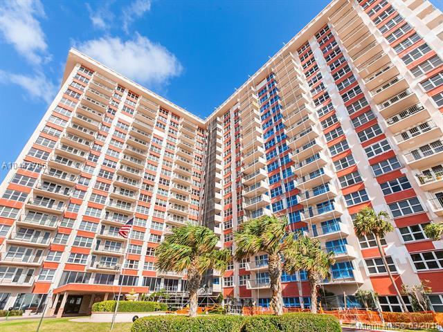405 N Ocean Blvd #523, Pompano Beach, FL 33062 (MLS #A10443706) :: Stanley Rosen Group