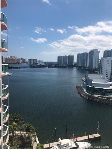 3370 Hidden Bay Dr #1415, Aventura, FL 33180 (MLS #A10443981) :: Green Realty Properties