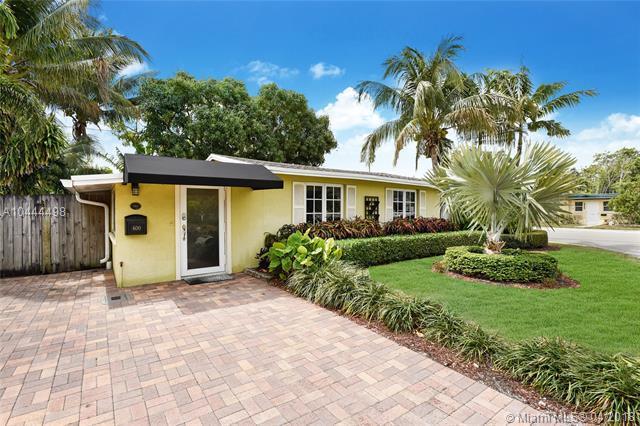 600 NE 27th St, Wilton Manors, FL 33334 (MLS #A10444498) :: Stanley Rosen Group