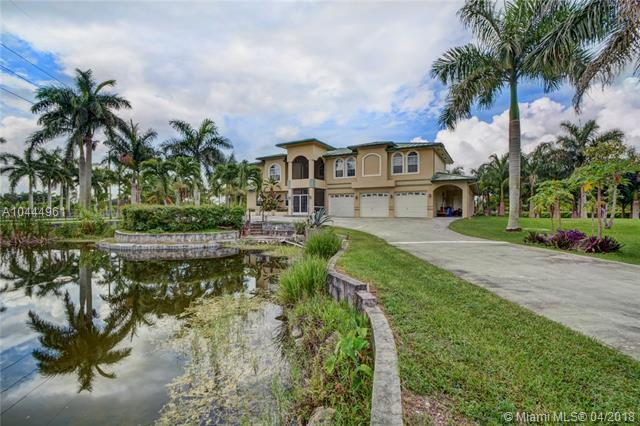 19000 SW 57th Ct, Southwest Ranches, FL 33332 (MLS #A10444961) :: Green Realty Properties
