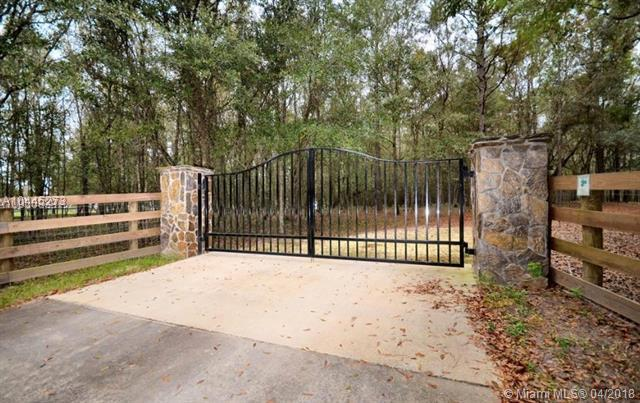 13155 W Highway 316, Reddick, Ocala, Other City - In The State Of Florida, FL 32686 (MLS #A10445273) :: The Teri Arbogast Team at Keller Williams Partners SW