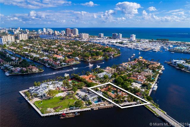 1 Harborage, Fort Lauderdale, FL 33316 (MLS #A10445577) :: Stanley Rosen Group