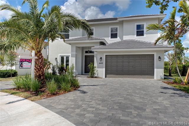 8203 SW 51st St, Cooper City, FL 33328 (MLS #A10446172) :: The Teri Arbogast Team at Keller Williams Partners SW