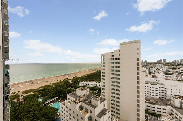 101 20th St #2302, Miami Beach, FL 33139 (MLS #A10446223) :: The Teri Arbogast Team at Keller Williams Partners SW