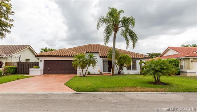 4635 NW 59 Way, Coral Springs, FL 33067 (MLS #A10446960) :: The Teri Arbogast Team at Keller Williams Partners SW