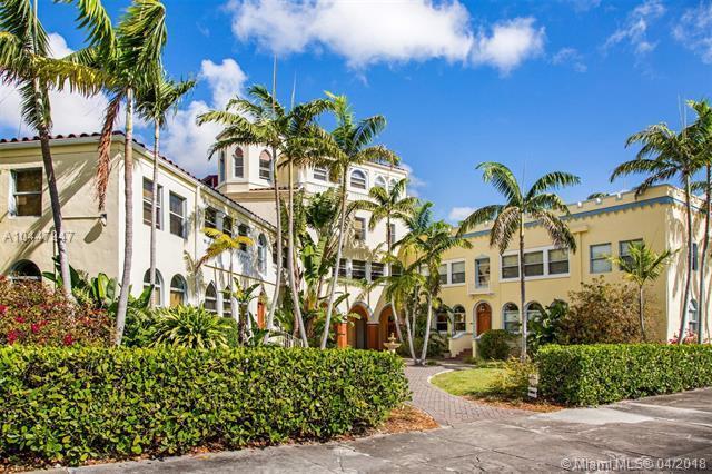 421 Grand Concourse #6, Miami Shores, FL 33138 (MLS #A10447247) :: Berkshire Hathaway HomeServices EWM Realty