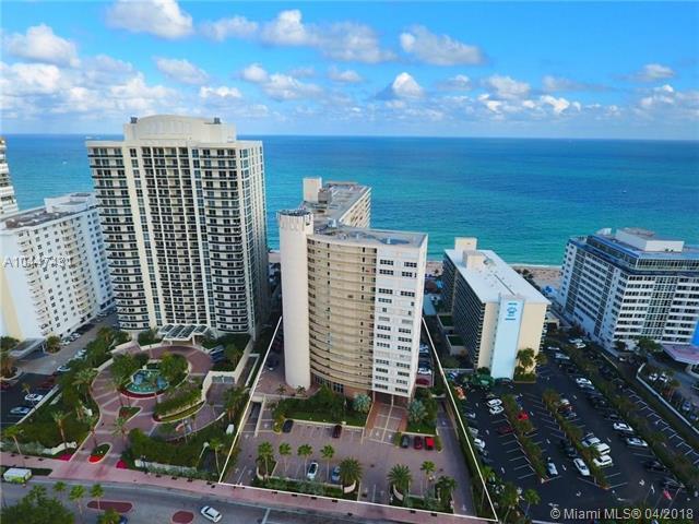 4100 Galt Ocean Dr #802, Fort Lauderdale, FL 33308 (MLS #A10447431) :: Stanley Rosen Group