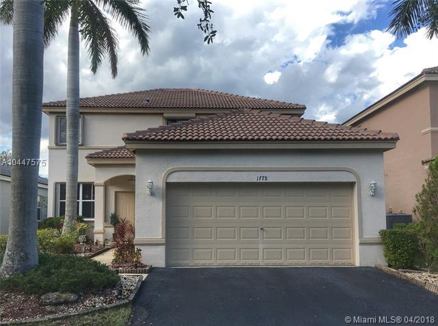 1778 Sycamore Ter, Weston, FL 33327 (MLS #A10447575) :: Stanley Rosen Group