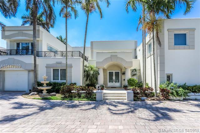 929 N Southlake Dr, Hollywood, FL 33019 (MLS #A10447889) :: Stanley Rosen Group