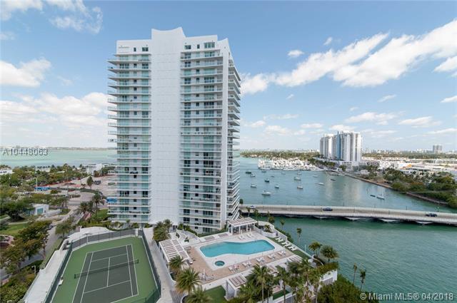 20 Island Ave #1206, Miami Beach, FL 33139 (MLS #A10448063) :: Stanley Rosen Group