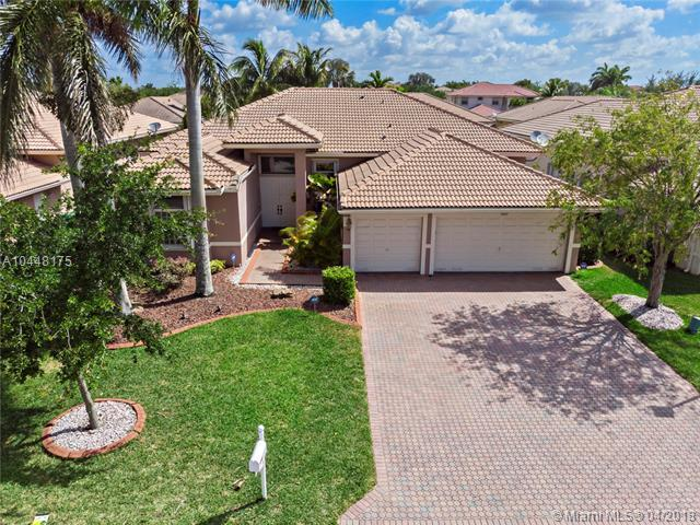 5017 NW 125th Ave, Coral Springs, FL 33076 (MLS #A10448175) :: The Teri Arbogast Team at Keller Williams Partners SW