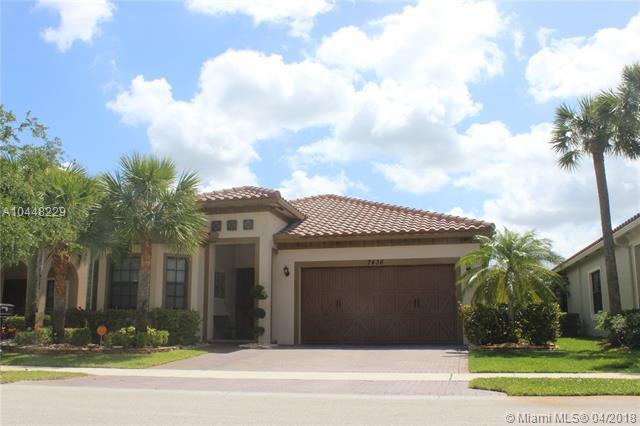 7436 NW 113th Ave, Parkland, FL 33076 (MLS #A10448229) :: Jamie Seneca & Associates Real Estate Team