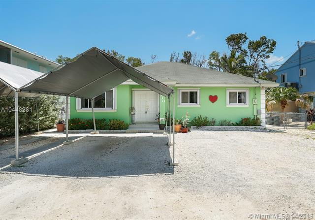 110 Marina Ave, Other City - Keys/Islands/Caribbean, FL 33037 (MLS #A10448281) :: Green Realty Properties