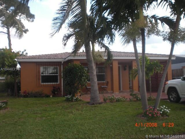 420 NW 51st Ct, Oakland Park, FL 33309 (MLS #A10448314) :: Green Realty Properties