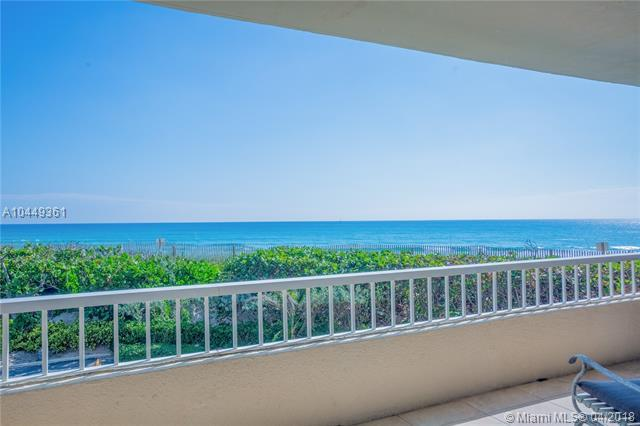 5540 N Ocean Dr 1C, Riviera Beach, FL 33404 (MLS #A10449361) :: The Riley Smith Group
