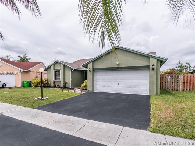 1393 SW 151st Way, Sunrise, FL 33326 (MLS #A10450044) :: Jamie Seneca & Associates Real Estate Team