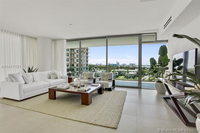 10201 Collins Ave #611, Bal Harbour, FL 33154 (MLS #A10451101) :: Stanley Rosen Group