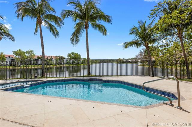 1107 Waterbrook Ln, Weston, FL 33326 (MLS #A10451110) :: The Teri Arbogast Team at Keller Williams Partners SW