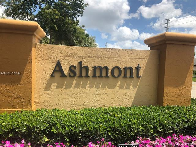 7857 Ashmont Cir #213, Tamarac, FL 33321 (MLS #A10451118) :: Stanley Rosen Group