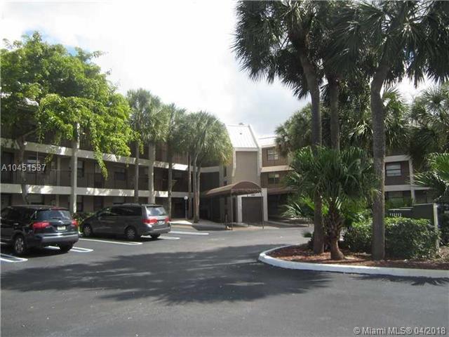 8751 Shadow Wood Blvd #102, Coral Springs, FL 33071 (MLS #A10451537) :: Stanley Rosen Group